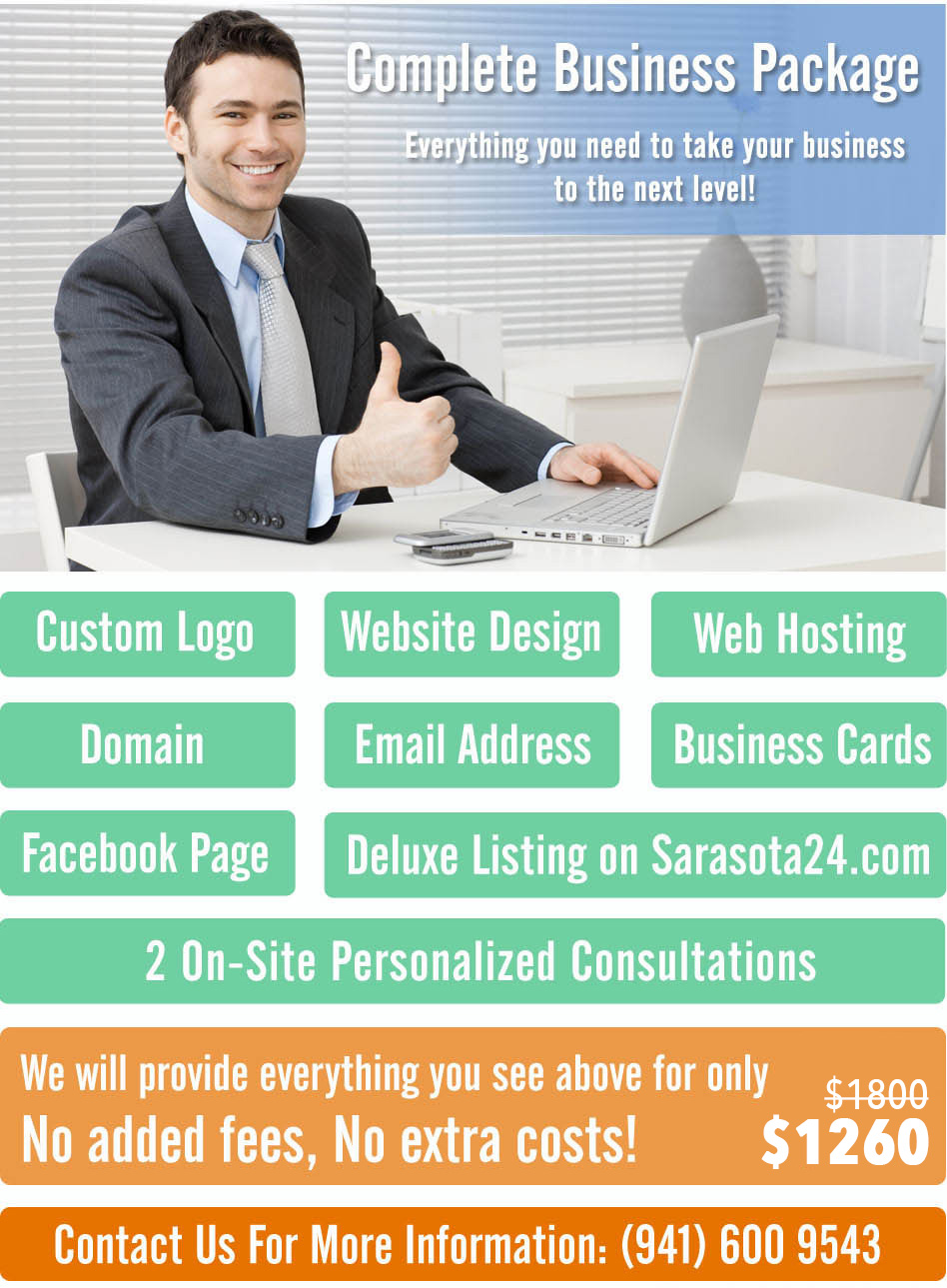 Complete Website Package